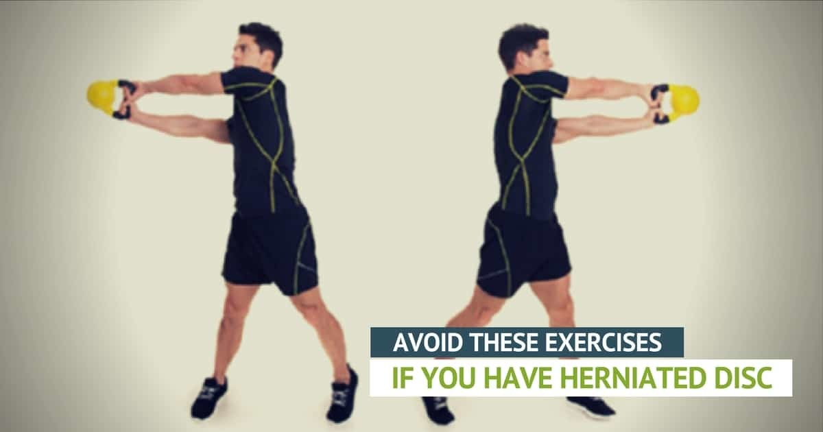 4 Popular Herniated Disc Exercises to Avoid | Precision Movement