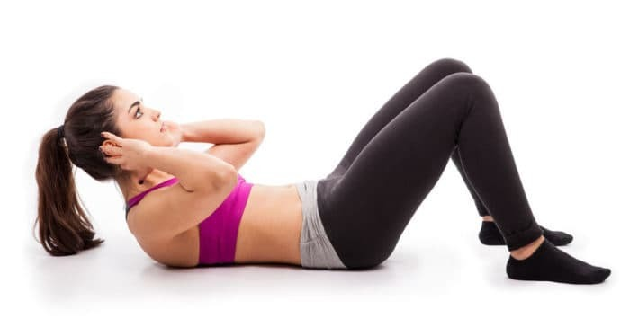 Herniated Disc Exercises - Sit-ups/crunches