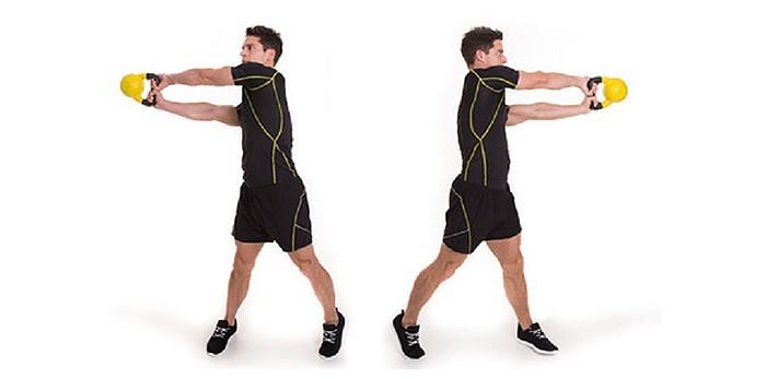 herniated disc exercises - torso twists