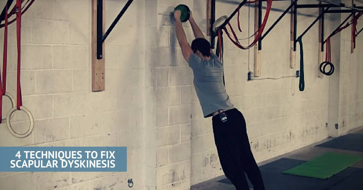 How to Do Shoulder Wall Presses