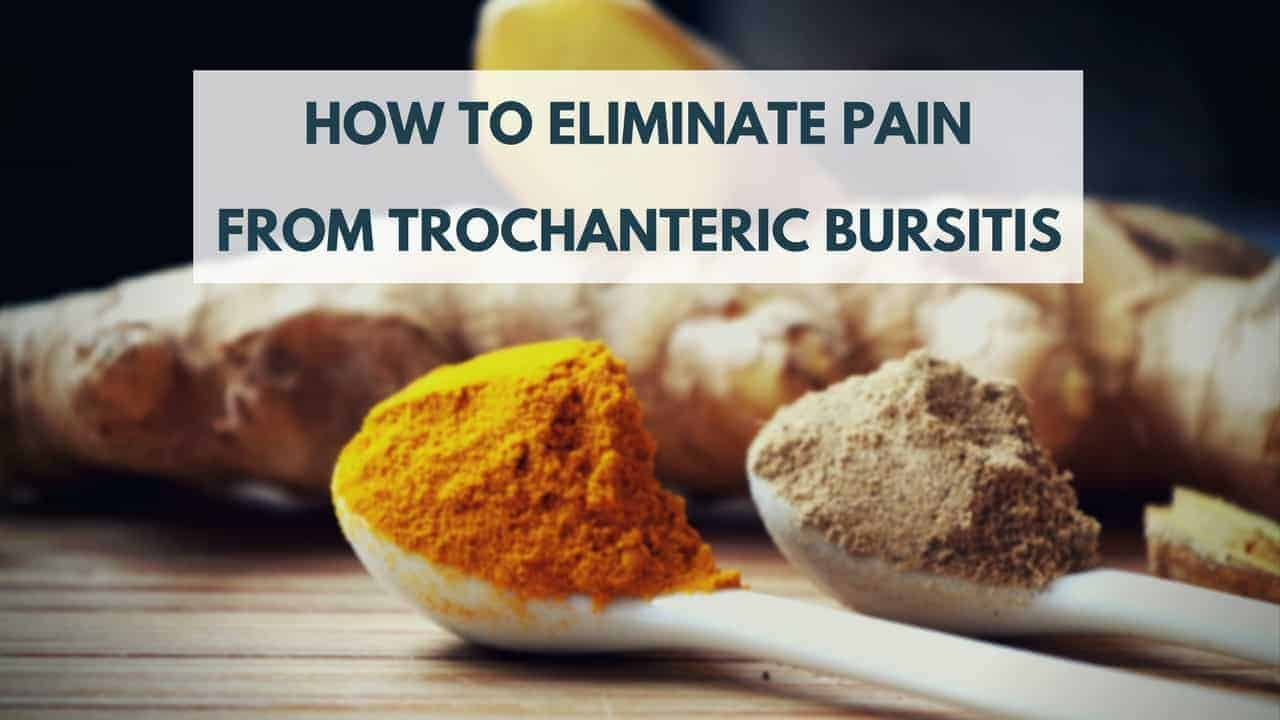 ere's how to eliminate pain from trochanteric bursitis, plus some hip bursitis exercises that will help move things along.