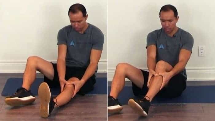 Exercise to fix patellar tracking disorder - patellar mobilization technique 2