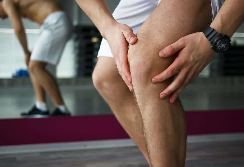 patellar tendonitis - knee pain