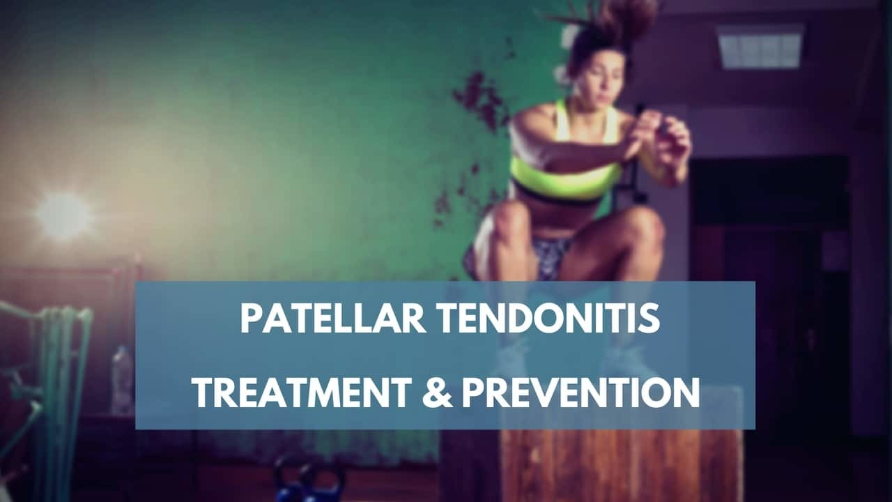 patellar tendonitis treatment and prevention