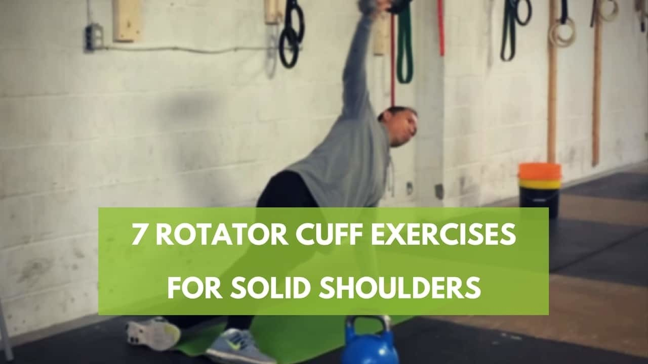 7 Unique Rotator Cuff Strengthening Exercises for Solid Shoulders