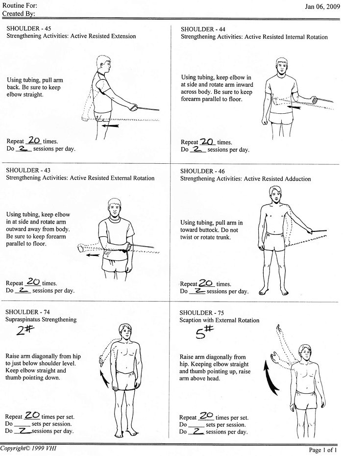 7 Unique Rotator Cuff Strengthening Exercises for Solid ...