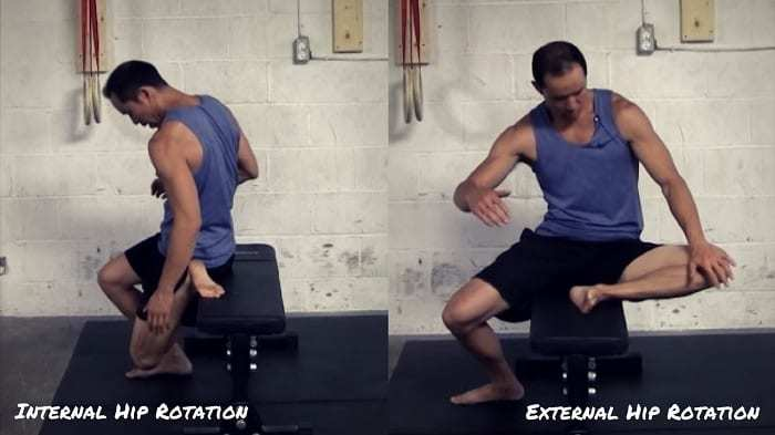 Strengthen and Mobilize Hip Rotator Muscles