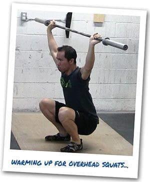 eric wong overhead squats