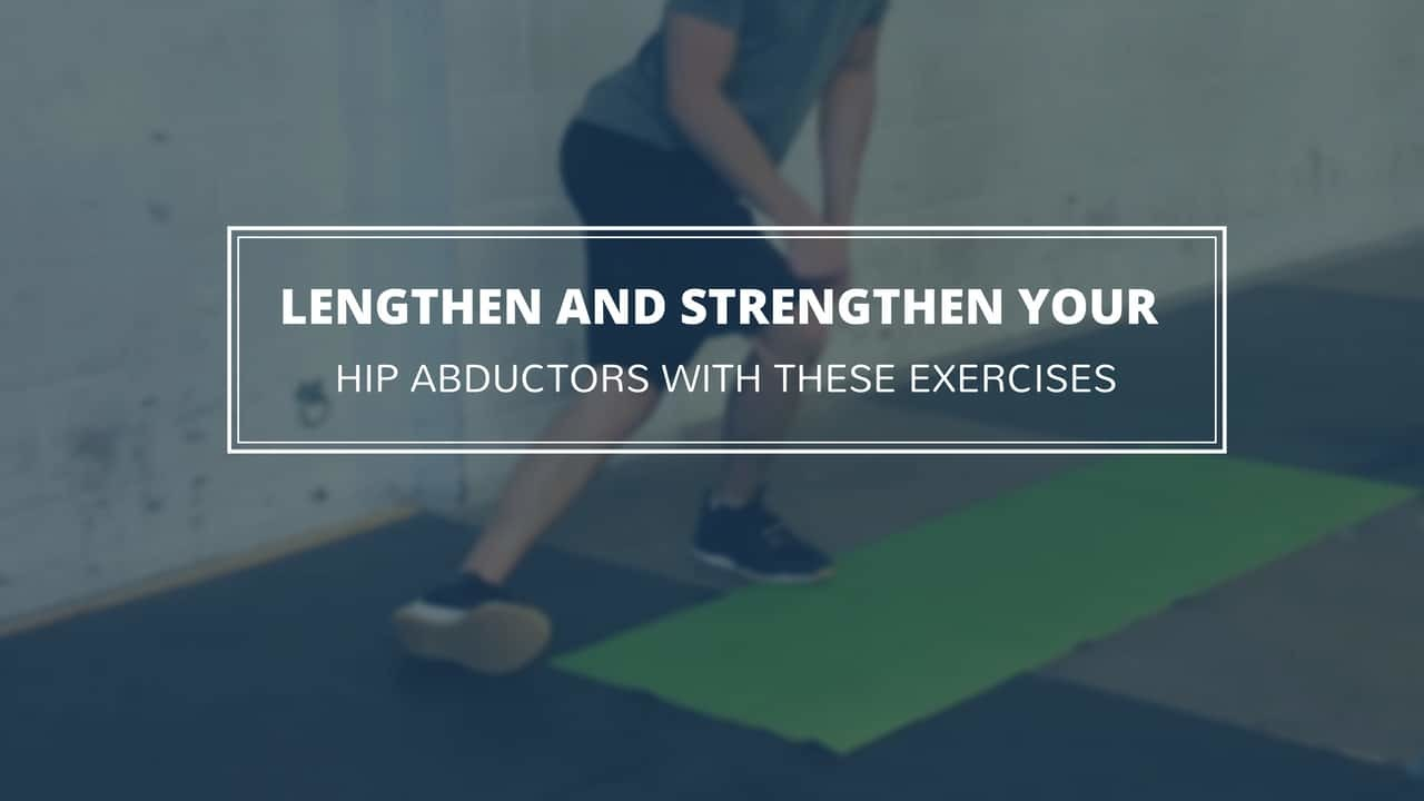 Long and strong hip abductors are key for proper alignment in all you do. Learn how to build them and support your entire kinetic chain with 3 hip abductor stretches.