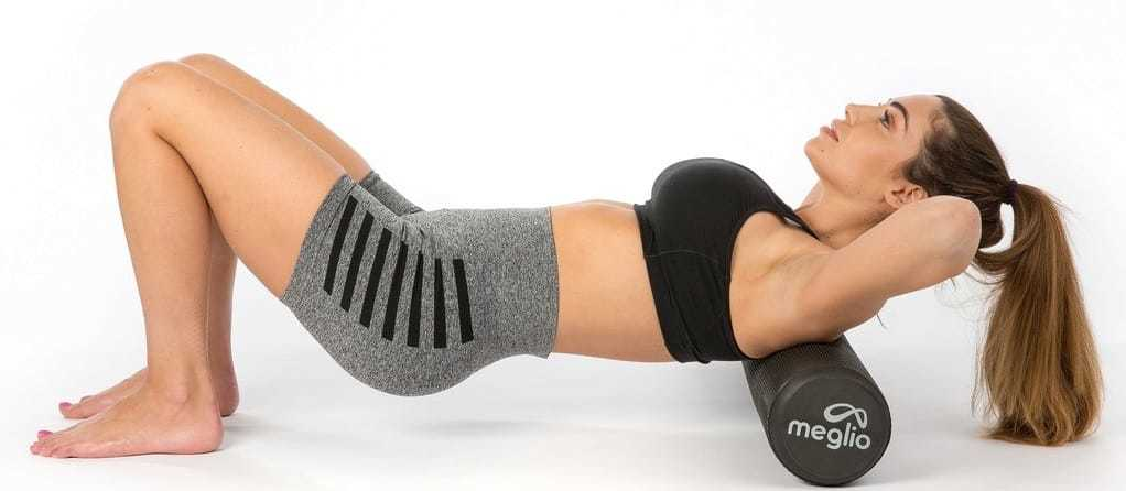 shoulder technique - foam rolling aka self-myofascial release