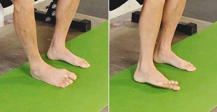 Ankle Dorsiflexion Exercises To Increase End Range Expansion