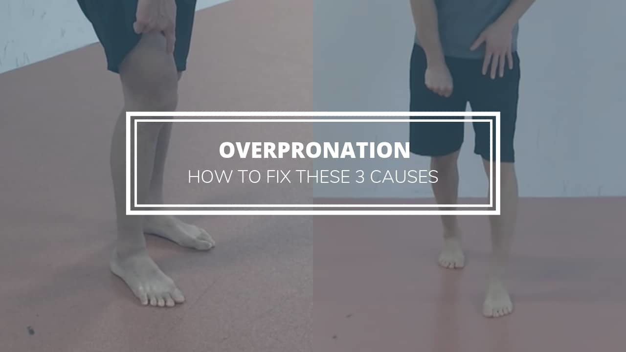 Overpronation is too much of a good thing. Pronation is a natural movement of the foot and ankle that occurs in healthy humans when we walk and run that helps absorb the shock of your foot striking the ground.
