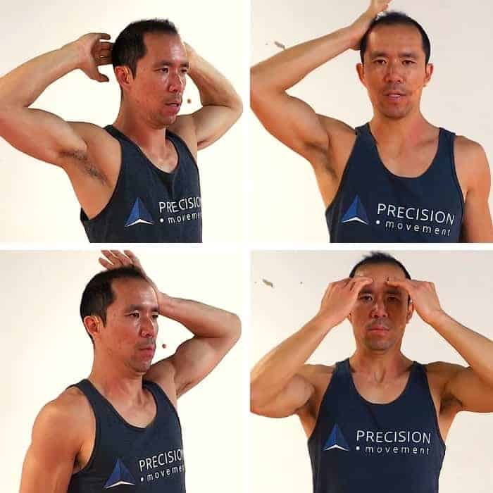 Sore Neck Exercise 03 Neutral Neck Stability