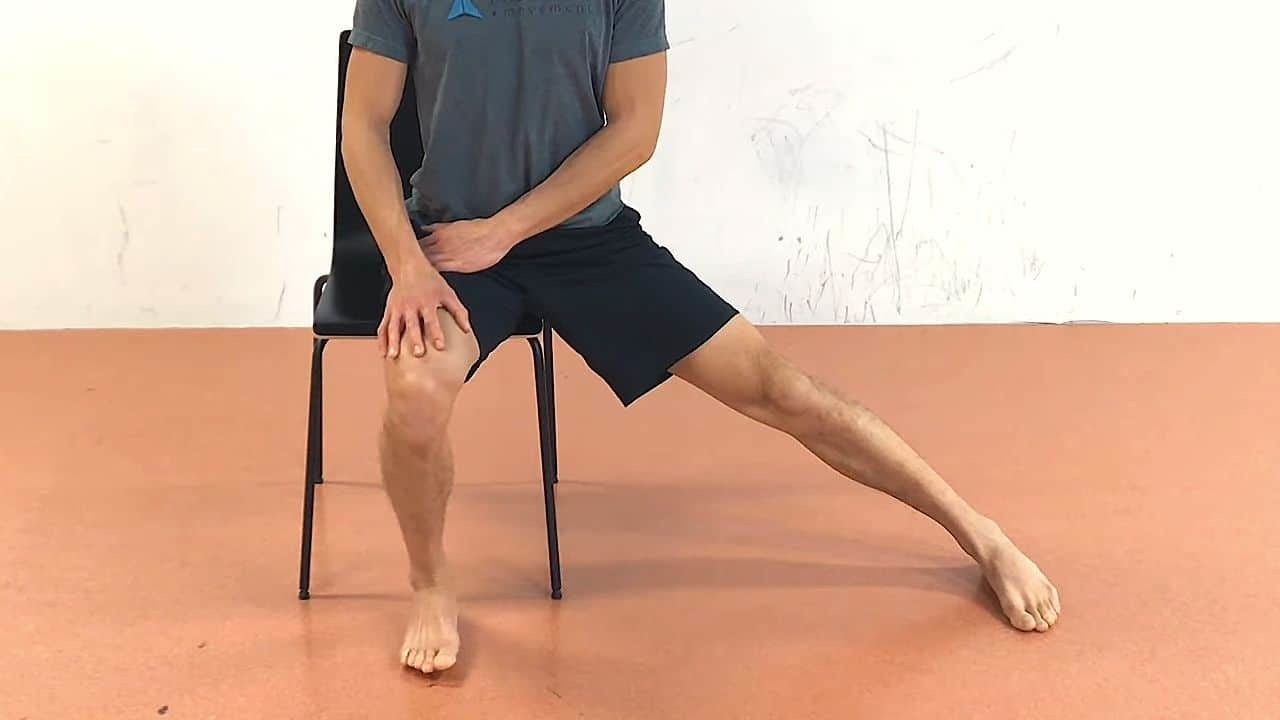 hip adductors activation