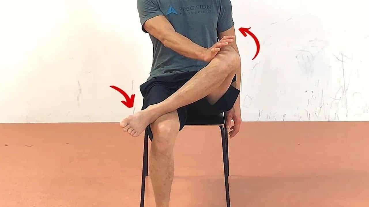 hip internal rotators activation