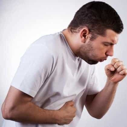 lower back pain when coughing