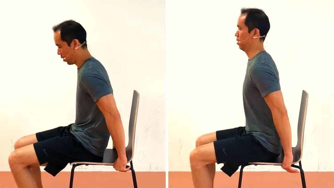 office spine care exercise 4 pelvic tilts