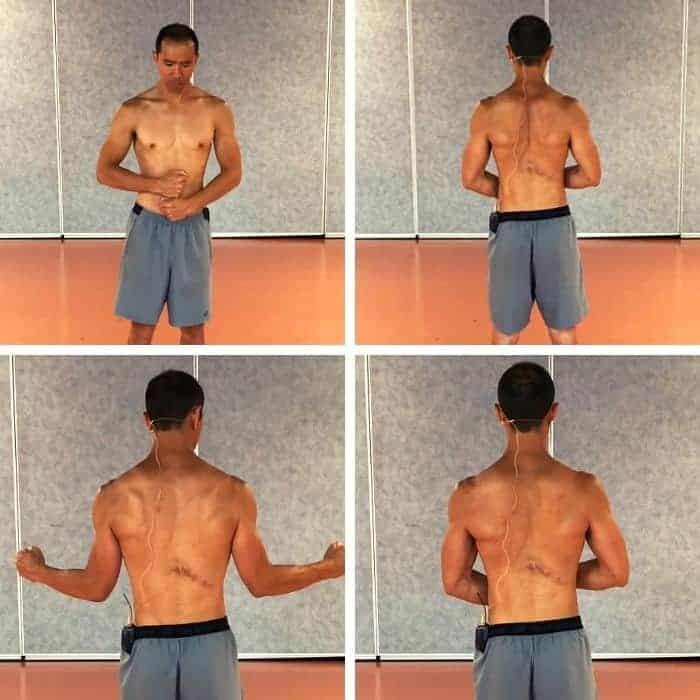 shoulder external rotation exercise