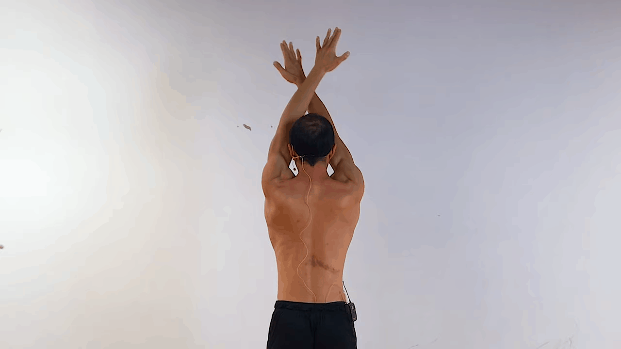 Thoracic Spine End Range Expansion Sequence - this exercise will help isolate and fire up your multifidi at individual levels.
