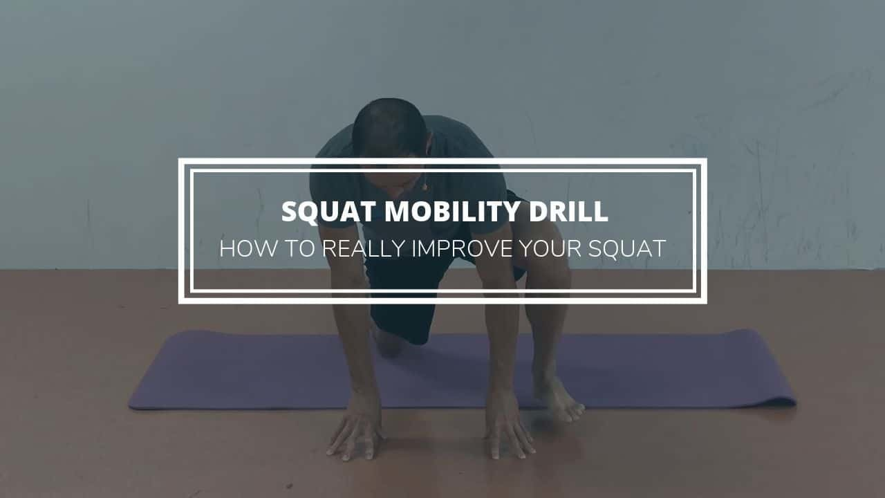 Best Squat Mobility Drill to Improve Your Range