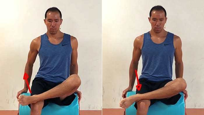 Exercise #2 to Improve Hip External Rotation - Hip ER Level 1 ERE
