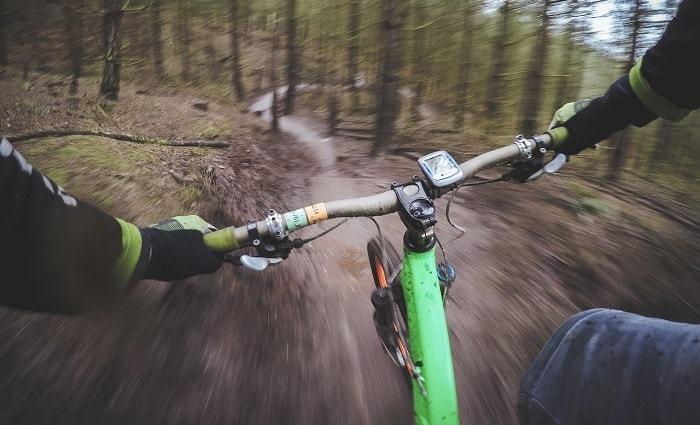 movement memory - riding a bike