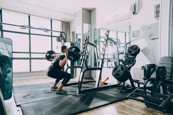 dorsiflexion range can limit your squat depth