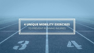 unique mobility exercises to prevent common running injuries